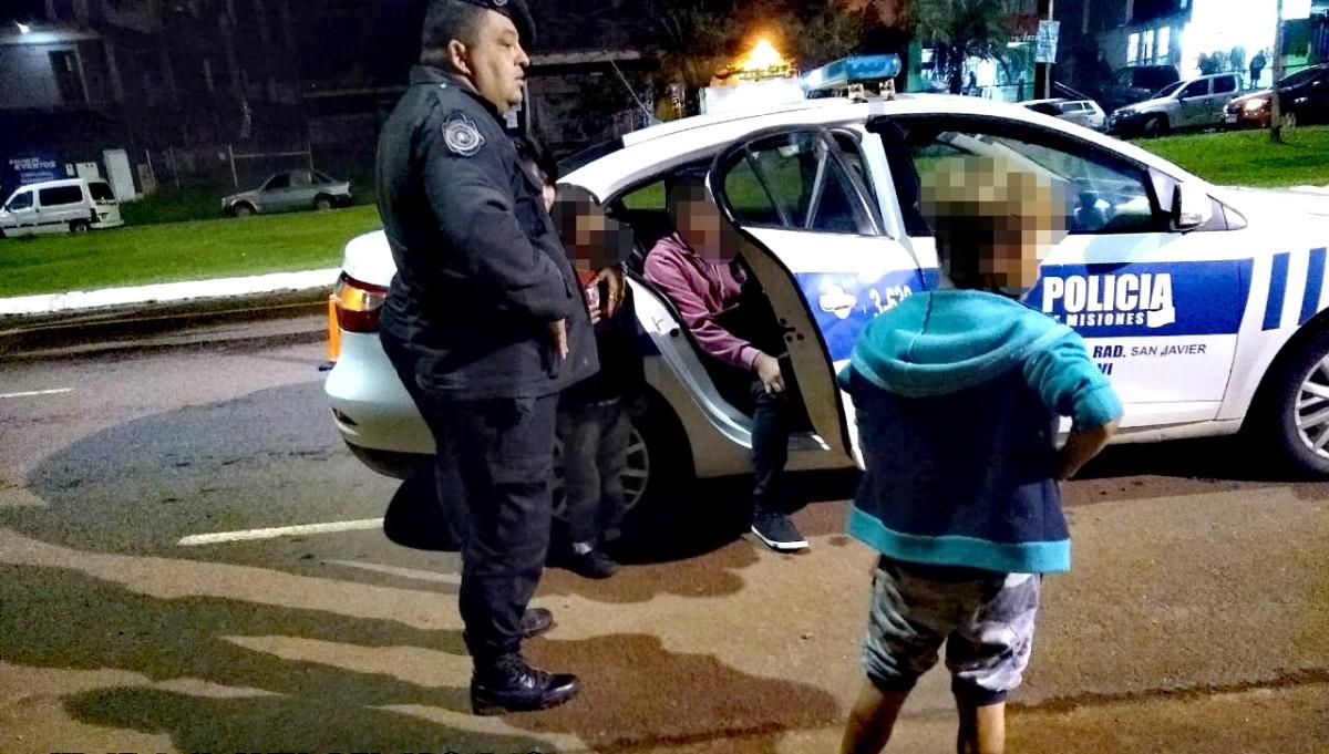 Niño de 5 años se perdió mientras la madre estaba en una reunión partidaria