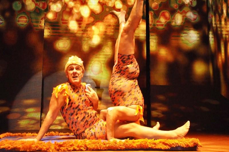 MiDaChi festejó sus 35 años con un show en el Parque de lasNaciones