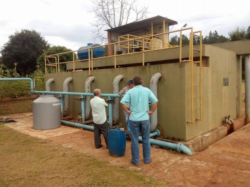 Robaron $50 mil en empresa de agua potable de VillaBonita