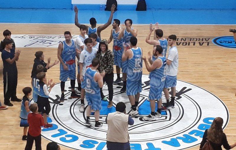 77 a 71: OTC cayó ante San Isidro y fue el fin de su temporada en la liganacional