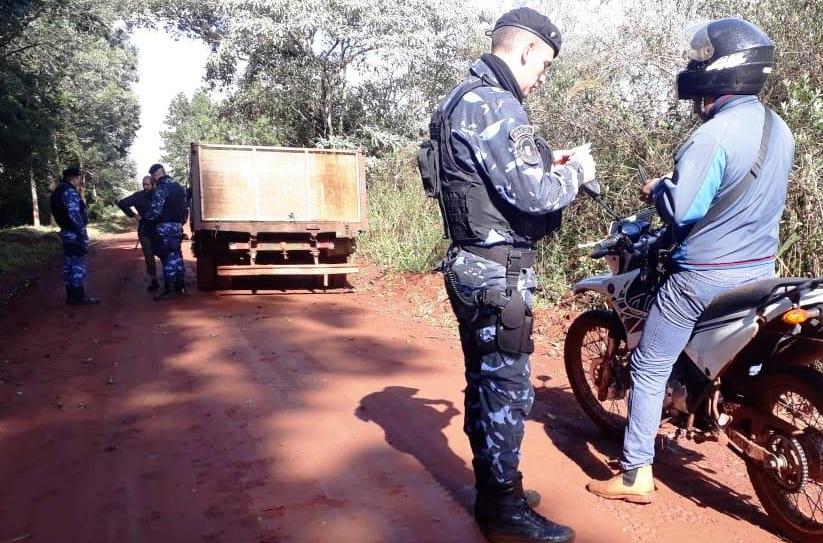 1200 policías recorriendo los barrios en operativoprovincial