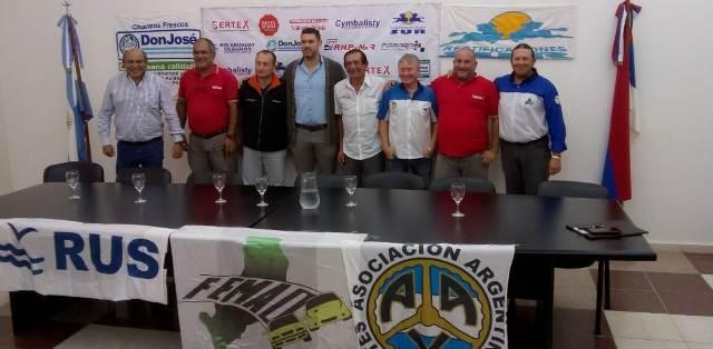 Se presentó el Rally de Alba Posse-Santa Rita que arranca elsábado