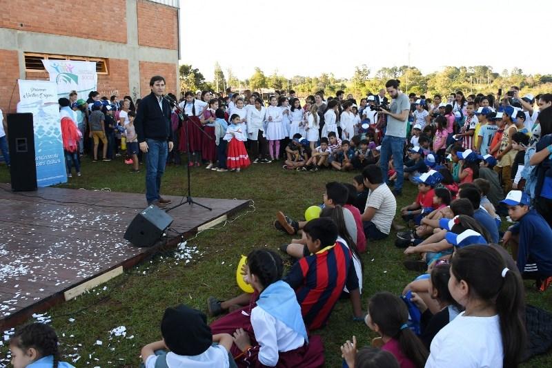 La EBY inicia actividades  deportivas, recreativas y culturales en losbarrios
