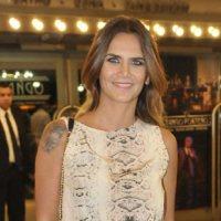 La modelo Amalia Granata le gana al candidato de Cambiemos y se convierte en diputada
