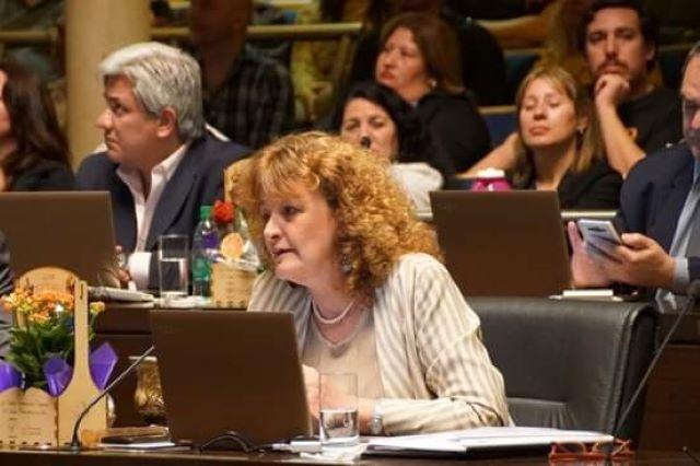 Minder fue electa vicepresidenta segunda de la Cámara dediputados