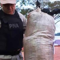 "Interceptaron marihuana valuada en $8 millones, en ""Cartel Mate Rojo"""