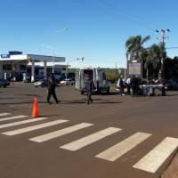 Una mujer falleció tras ser embestida por una camioneta