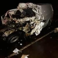 Son tres los muertos tras el choque en la Ruta 103
