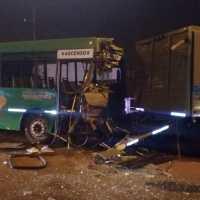 Lista de los 31 heridos que viajaban en el colectivo