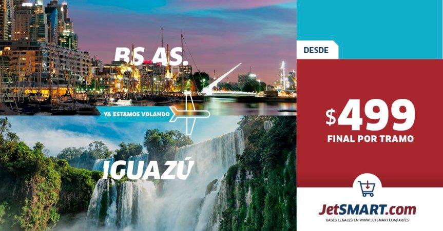 Desde $499: low cost comenzó a operar entre Misiones y BuenosAires
