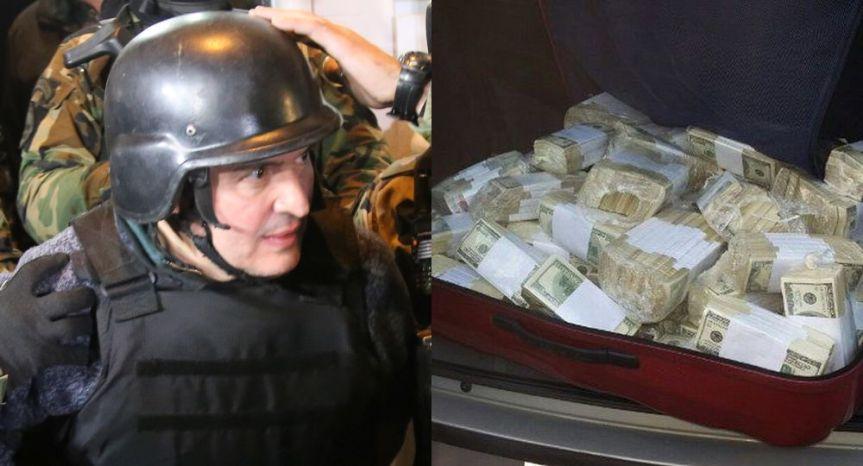 José López pidió que los US$ 9 millones se mantengan como prueba de la causa de loscuadernos