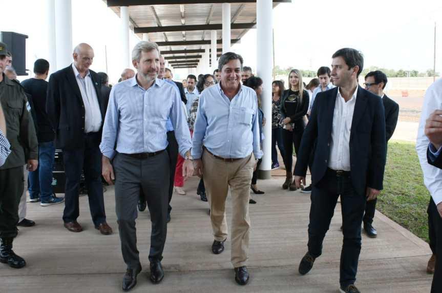 Habilitarán paso fronterizo con Paraguay sobre Yacyretá enjulio
