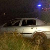 Conducía alcoholizado y perdió el control en la ruta 14