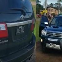 Jefe de Gendarmería circulaba con patente y camioneta melliza, tenía multas por $200 mil