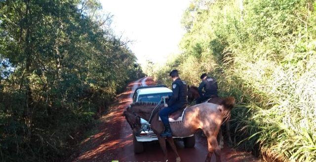 Operativo rural: 1 menor demorado, 5 vehículos y 4 motos secuestradas, 8 licencias retenidas y 21actas