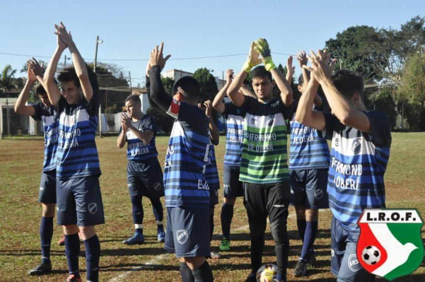 Atlético Oberá, River, Olimpia/San Antonio y Atlético Iguazú sonsemifinalistas
