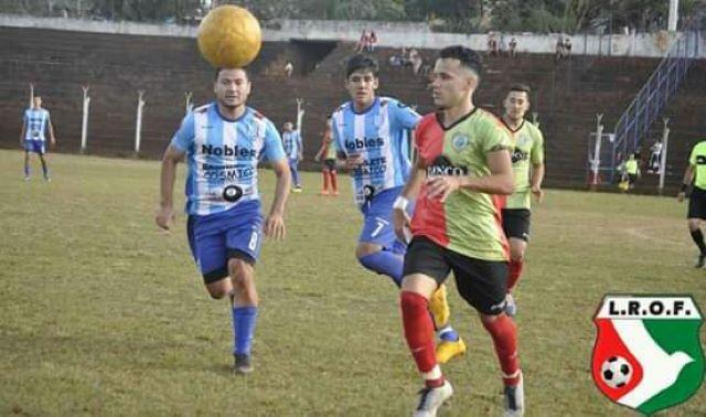 Atlético Oberá se quedó con la punta del torneoapertura