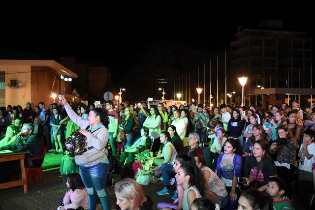 El Móvil Fest seleccionó a Pilar Paredes para presentarse enPosadas