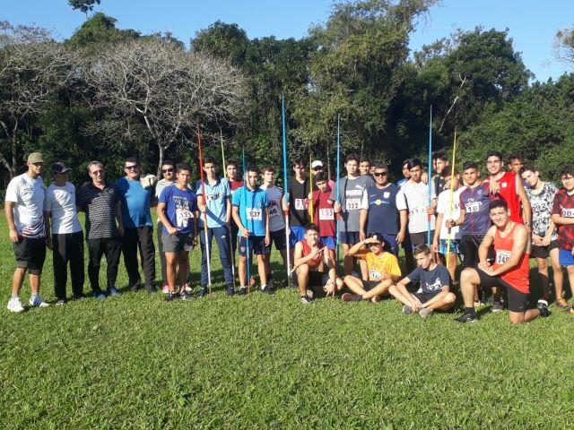 70 atletas obereños se capacitaron y compitieron en Ruíz deMontoya