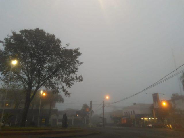 El sábado llegaría la tormenta de Santa Rosa a Misiones: frío, tormentas yviento
