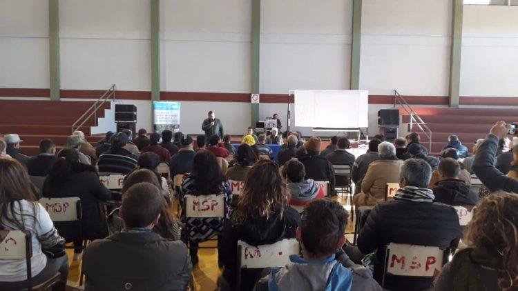 Nación asesora a 170 productores misioneros interesados en el cultivo de maíztransgénico