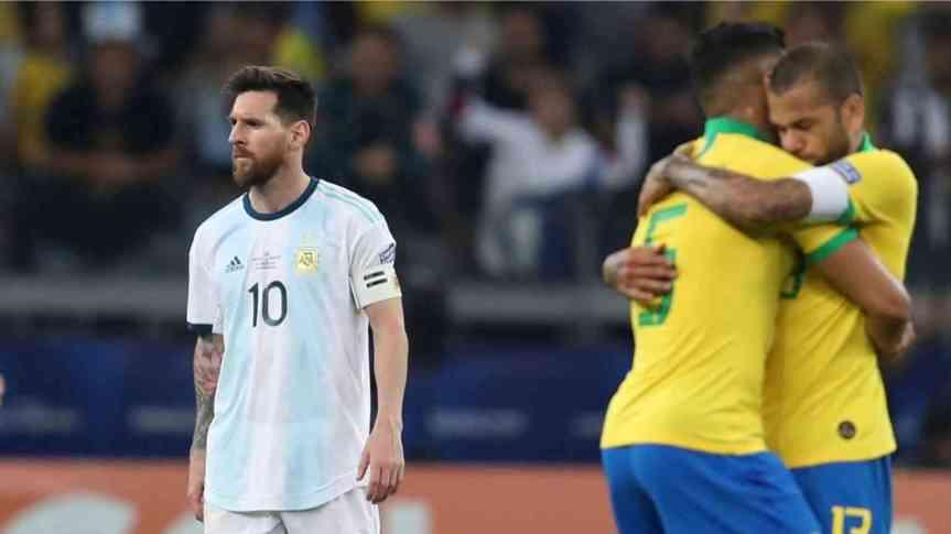 """""""Se cansaron de cobrar boludeces y no fueron al VAR"""": Messi enojado con elarbitraje"""