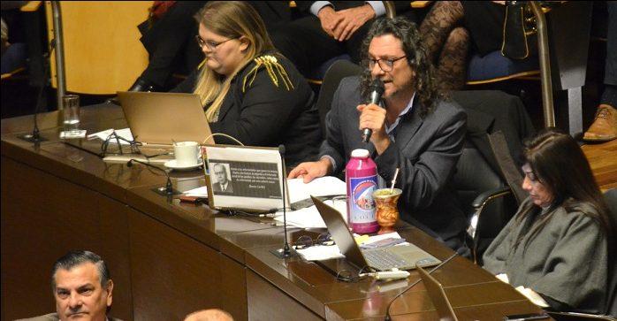 Presentan proyecto de ley para crear el Programa de Cosechas de Aguas Pluviales enMisiones
