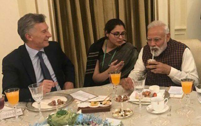 Tras gestiones de Nación, Misiones avanza en la exportación de yerba a laIndia
