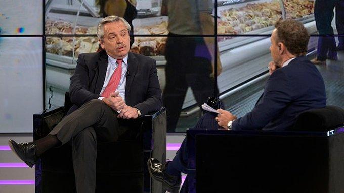 Fernández prometió crear ocho nuevosministerios