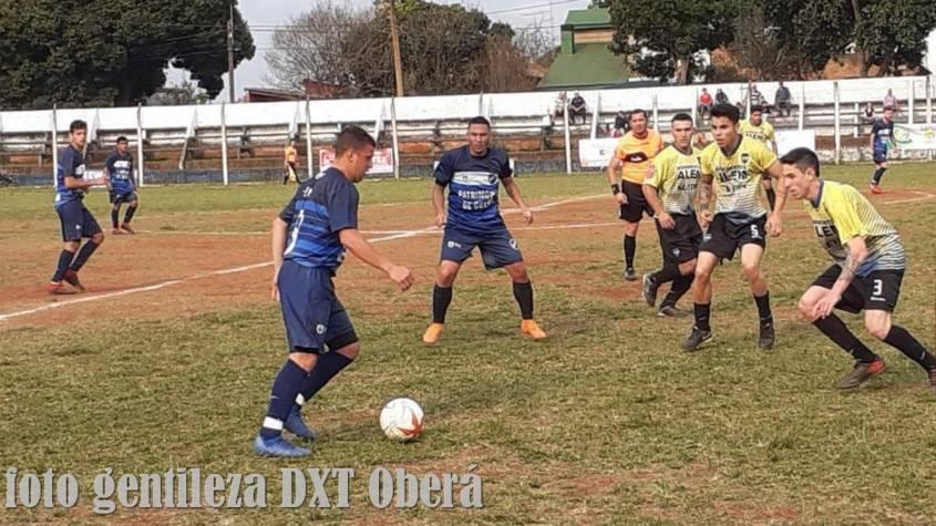 Atlético Iguazú y Olimpia/San Antonio finalistas en la PrimeraDivisión