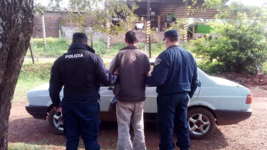 Peatón fue embestido por un vehículo que se dio a la fuga en la ruta103