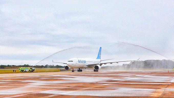 La aerolínea española continuará volando a Misiones hastaseptiembre