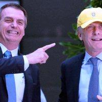Bolsonaro dijo que no permitiría una ley de aborto como en Argentina y pone a Macri de ejemplo