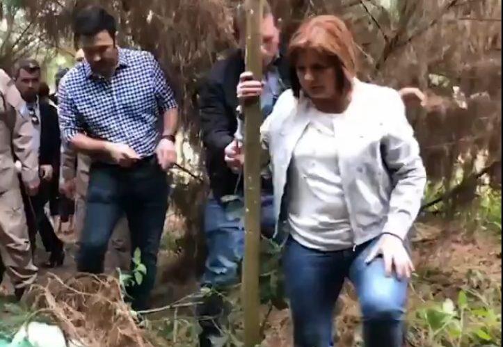 """Desde que somos Gobierno no llegó droga de Argentina a Europa"" dijoBullrich"