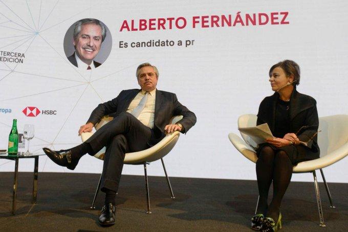 """Fernández confirmó su reencuentro con Magnetto y aseguró """"lo último que haría es copiar lo que hizoMoreno"""""""