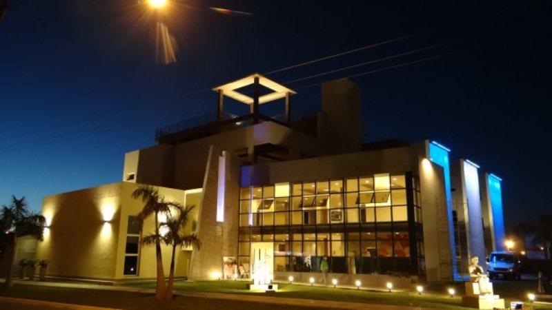 Tras diez años de obras, inauguraron la sede del Hospital Garrahan delNEA