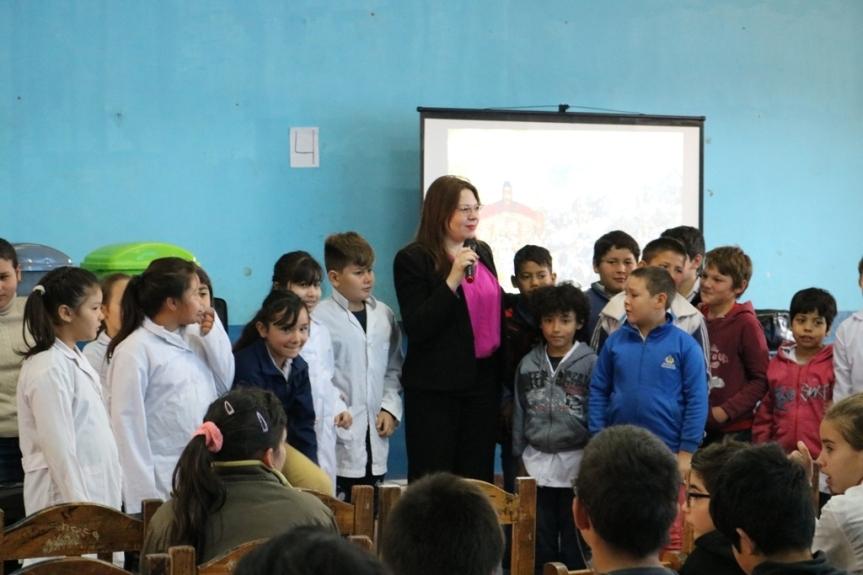 """Avanza el proyecto """"Oberá Sustentable"""" con """"Ecopuntos"""" y capacitaciones para alumnos ydocentes"""