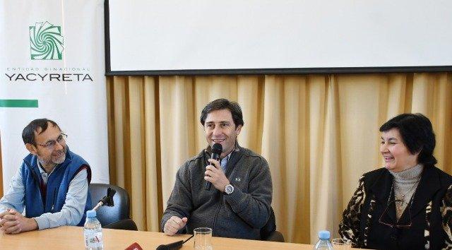 """La EBY y la SADE lanzan el certamen literario """"Estampas delLitoral"""""""