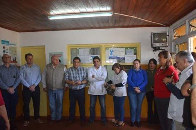 Ayer asumió el nuevo director del hospital de CampoViera