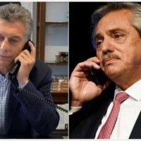 """Macri llamó a Fernández tras la designación de Lacunza: """"Contá con nosotros y yo te mando a los míos"""" fue la respuesta"""