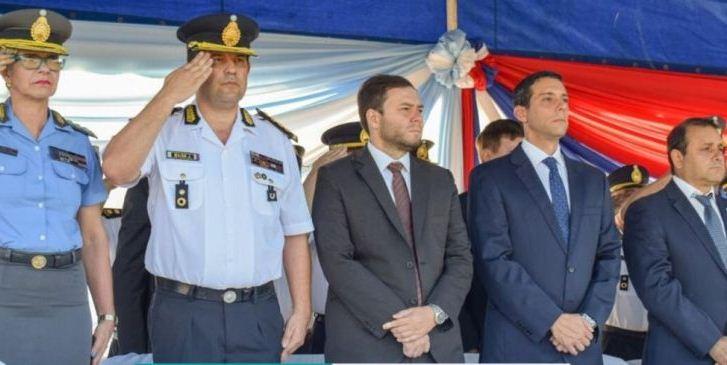 Marinoni fue designado decano del Instituto de Seguridad deMisiones