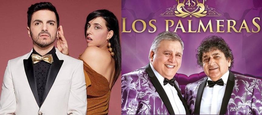 Fiesta del Inmigrante: Hoy estarán los Palmeras, entrada $300 y mañana Miranda, entrada$280