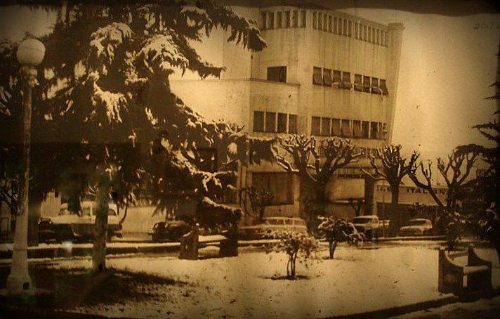 Se cumplieron 54 años del día que nevó enOberá