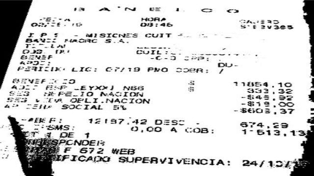 $11.513: docentes jubilados reclaman que no están recibiendo lo adecuado y piden audiencia conPassalacqua