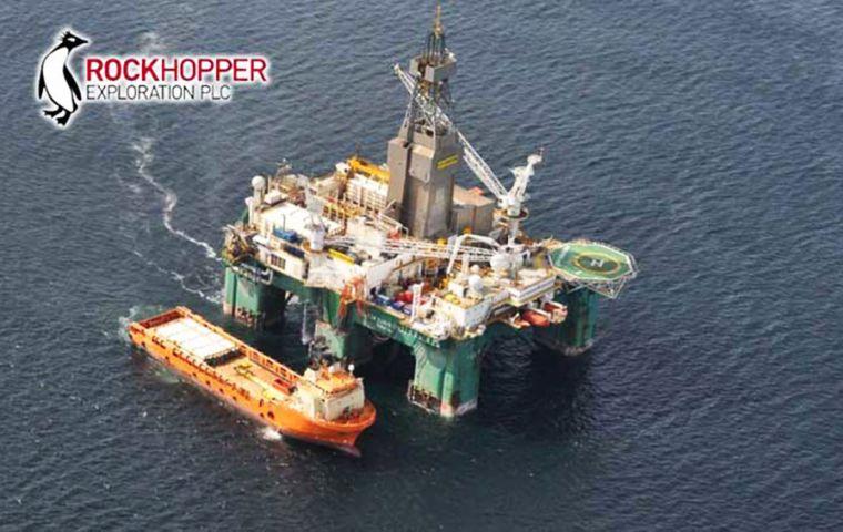 Petrolera británica sale en busca de financiamiento para exploración en Malvinas, ya disponen de u$s400millones