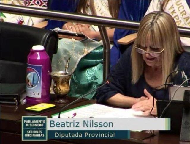 Nilsson propone que secretarios, preceptores, bedeles y bibliotecarios se jubilen con los mismos requisitos que losdocentes