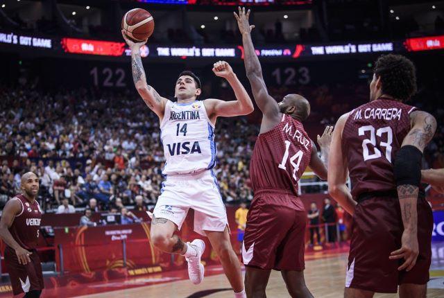 Se juega el Mundial de básquet en China: Argentina está en cuartos definal