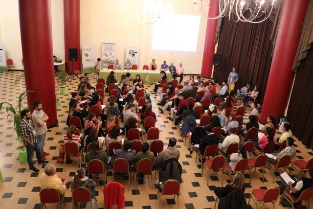 Más de 70 personas participan del curso de posgrado en restauración dinámica de labiodiversidad