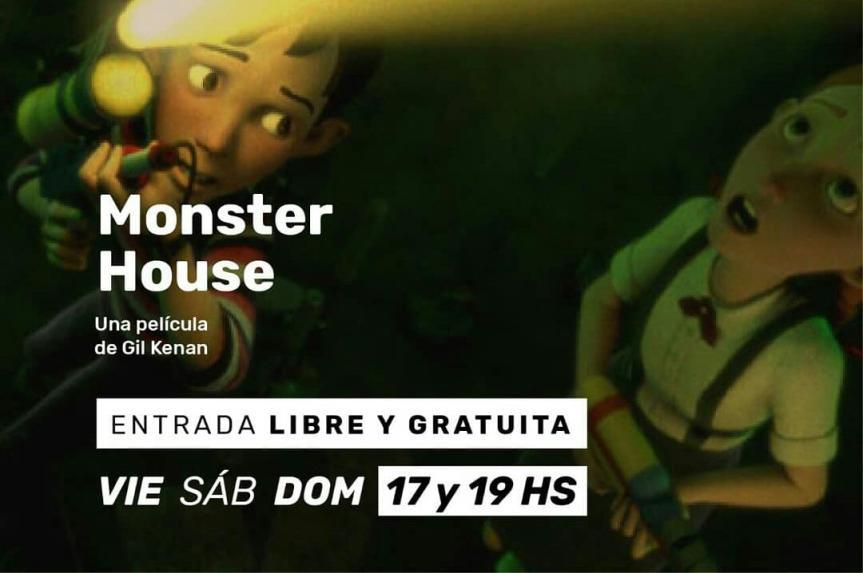"""El Cine Teatro tiene a """"Monster House"""", """"El Sabor de las Cerezas"""" y """"Todo por el Ascenso"""" en sucartelera"""