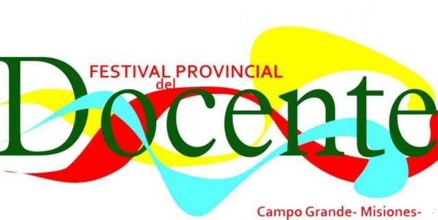 """""""Fiesta Provincial del Docente"""": del viernes al domingo se hace la 34º edición en CampoGrande"""